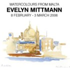 Exhibition of paintings and watercolours by Evelyn Mittmann
