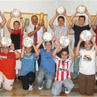 Presentation of Prizes of the World Cup 2006 Quiz Competition