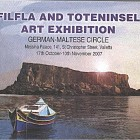 "Talk & Exhibition ""Filfla und die Toteninsel"""