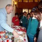 Christmas Market Stall at Messina Palace