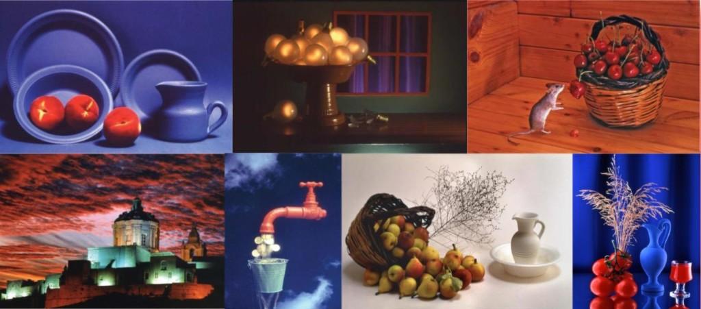 Composite Picture - Photographs Joseph Camilleri