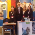 German Information Stall at the National Learning Expo at the Malta Hilton