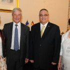 50th Anniversary Official Reception at Messina Palace - Dr & Mrs Ziegler & Mr & Mrs Ciantar