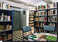 Abschnitt der Dorothea von Wendland-Bibliothek
