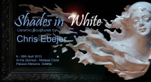Shades in White Exhibition