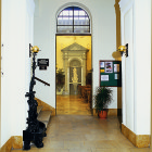 Entrance Hall at Messina Palace