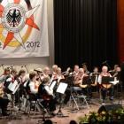 """50th Anniversary Concert by the Kölner Mandolinorchester """"Harmonie"""" directed by Sergei Kurdiaschow"""