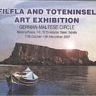 """Talk & Exhibition """"Filfla und die Toteninsel"""""""