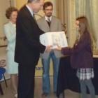 Goethe Institute FIT in Deutsch Certificate Giving Ceremony
