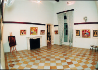 One of the Exhibition Rooms